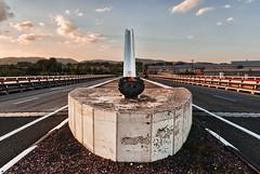 Obras pblicas - Public works (jmpastorg) Tags: puente bridge arco arquitectura ingenieria onteniente valencia espaa spain caminos 2016 1750 obraspublicas publicworks vividstriking