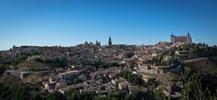 Toledo, Spain (NJHaupt) Tags: spain espana toledo city cityscape wideangle tokina nikon d5300 panorama