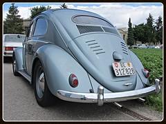 VW Beetle, 1954 (v8dub) Tags: vw beetle 1954 oval ovali ovale volkswagen fusca maggiolino kfer kever bug bubbla cox coccinelle schweiz suisse switzerland german pkw voiture car wagen worldcars auto automobile automotive aircooled old oldtimer oldcar klassik classic collector