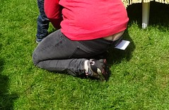 . (sqfan07) Tags: buttcrack asscrack jeans milf
