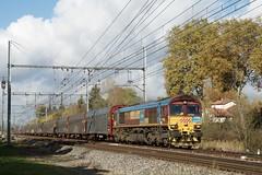 Class 66235 et fret (SylvainBouard) Tags: regiorail ecr ofpatlantique class66 train railway