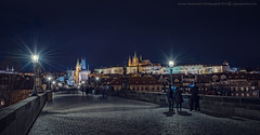 Charles bridge Prague (george papapostolou) Tags: prague gharlesbridge czechrepublic nikon nikond810 nikongreece georgepapapostolou travelphotography travel nightshot cityscape castle architecture