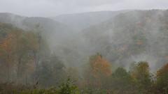 Savage River State Forest (AccessDNR) Tags: 2016 savageriver stateforest garrettcounty westernmaryland mist fog monroevista overlook