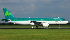 EI-EZV (Ken Meegan) Tags: eiezv airbusa320214 2001 aerlingus dublin 14102016 airbusa320 airbus a320214 a320 ieezg