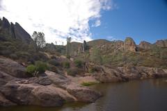 19520-bear gulch reservoir (oliver.dodd) Tags: california pinnacles nationalpark
