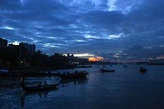 Dawn (Paris Talukder) Tags: dawn river calmness dhaka