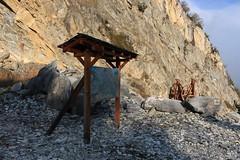 ancienne carrire de marbre, Saillon (bulbocode909) Tags: valais suisse saillon carrires montagnes marbre