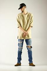 IMG_0926 (sabrinafvholder) Tags: man male hat hipster studio portrait young givenchy sabrinavazholder