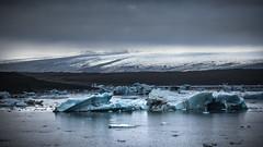 "Iceland (Isat"") Tags: iceland islande landscape glace glacier nature neige paysage"