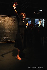 "Kulturwochen 2016 ""Frankfurter Botschaft"" 23 (stefan.chytrek) Tags: offenekulturwochen frankfurterbotschaft antagontheateraktion antagon protagonev fechenheim festival theater performance frankfurtammain frankfurt"