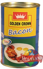 Bacon 450gm (holylandgroup) Tags: canned fruit vegetable cannedfruit cannedvegetable nonveg jalapeno gherkins soups olives capers paneer cream pulps purees sweets juice readytoeat toothpicks aluminium pasta noodles macroni saladoil beverages nuts dryfruit syrups condiments herbs seasoning jams honey vinegars sauces ketchup spices ingredients