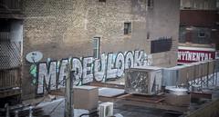 MADE U LOOK (Rodosaw) Tags: documentation of culture chicago graffiti photography street art subculture lurrkgod mul made u look