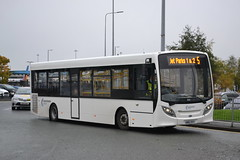 Manchester Airport SN16OSY (Will Swain) Tags: manchester airport 29th october 2016 bus buses transport travel uk britain vehicle vehicles county country england english greater city centre north west sn16osy