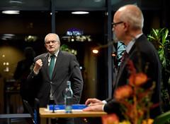 Vorstellung des Jahresgutachtens 2016/2017 des Sachverständigenrates · Presentation of the German Council of Economic Experts' Annual Report 2016/17 (ZEW Mannheim) Tags: zewpräsident wambach zew president schmidt