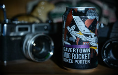 Novembeer (PentlandPirate of the North) Tags: beavertown smoked porter smog rocket beer tottenham london england