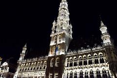 DSC_8004-1 (kytetiger) Tags: bruxelles brussels plaisirs dhiver et march de nol grand place htel ville town hall