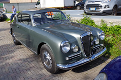 Lancia Aurelia B20 (Andrea the sleeper) Tags: coppa doro delle dolomiti cortina dampezzo aci asi storico auto car automotive rare race regolarit historical racecar