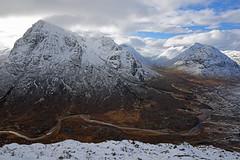 Winter (Free.heel) Tags: rivercoupall glencoe a82 buachilleetivemor buchailleetivebeag beinnachrulaiste nikond810