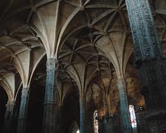 Pillars of St Jerome (V.H. Belvadi) Tags: belvadi d600 europe lisboa lisbon mediterranean nikkor2485mmafsgedvr nikon portugal portuguese vhbelvadi venkatram venkatramharishbelvadi dslr travel vhbelvadicom mosteirodosjeronimos stjeromesmonastery
