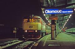 749248 Olomouc (Gridboy56) Tags: cd czech olomouc sumperk trains train railways railroad grumpy bardotky locomotive locomotives diesel europe class749 749 749248