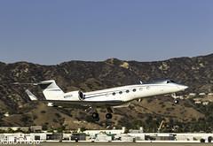 N251GV G550 (KSBD Photo) Tags: burbank california unitedstates us n251gv g550 gulfstream gulfstreamfan gulfstreamforever fanfriday gulfstreamaero