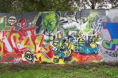 graf230901 - 12 (Ruhrgebiets Farben) Tags: graffiti 2002 b224 essen hall fame