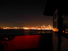 San Francisco Illumine le bateau (Romain Talgorn) Tags: sf usa ca wild nature photography alcatraz golden gate forest night day trip road travel landscape california united states sea sky sun