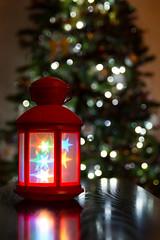 Merry Christmas (cipprio) Tags: christmas lantern xmas 2016 nikon bokeh merry