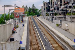 20150712 167 Oslo T bane 1 (scottdm) Tags: travel station oslo norway europe no july holmenkollen 2015 tbanen