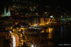 Laigueglia notturna (Ljevin) Tags: urbano paesaggio notturno laigueglia