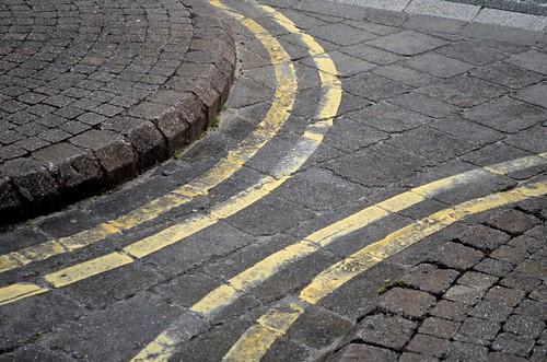 No Parking in Rhosneigr