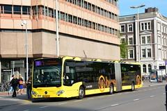 U-OV 4158 (John A King) Tags: bus utrecht route8 4518 uov