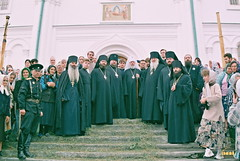099. Consecration of the Dormition Cathedral. September 8, 2000 / Освящение Успенского собора. 8 сентября 2000 г