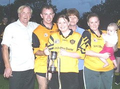 Paul Kelly and Family