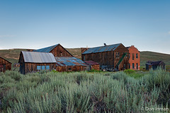 Bodie Backside (Bodie No. 1) (doninmanphotography) Tags: california usa us unitedstates northamerica ghosttown bodie centralcalifornia easternsierra