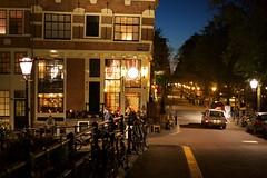 Amsterdam by night (Guido Smit 0xd020) Tags: street amsterdam night lowlight prinsengracht