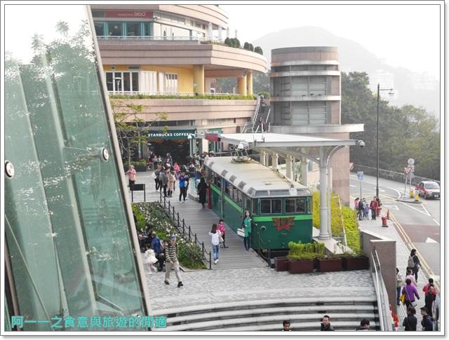 香港旅遊太平山夜景山頂纜車聖約翰座堂凌霄閣摩天台山頂廣場image047