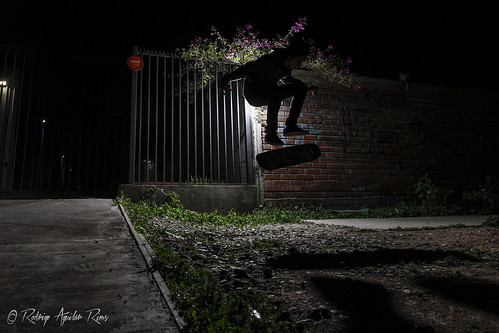 KickFlip Contra luz