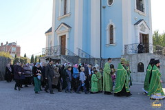 45. The commemoration day of St Sergius of Radonezh in Bogorodichnoe village / Праздник Прп. Сергия Радонежского в Богородичном