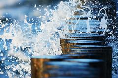 Baltic Sea (kalakeli) Tags: oktober water closeup october balticsea ostsee zingst mecklenburgvorpommern 2015 dars greatphotographers greaterphotographers greatestphotographers ultimatephotographers