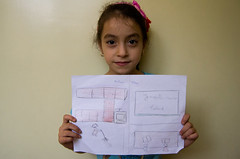 Lebanon: before and after displacement, through a Syrian childs eyes (JesuitRefugee) Tags: lebanon children education refugees before syria after jrs mercy syrian displacedpeople displacedfamilies psychosocialsupport jesuitrefugeeservice refugeeswelcome