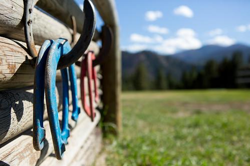 Triple Creek Ranch Lawn Games