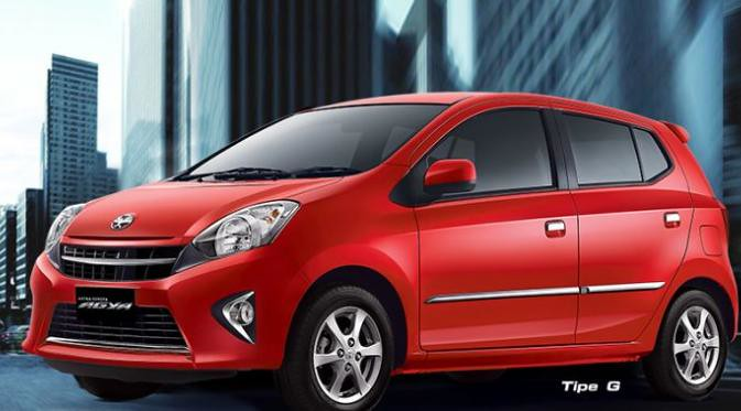 Tag/harga Toyota