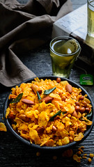 Cornflakes Mixture 1 (Whisk Affair) Tags: indian dry snack teatime cornflakes mixture