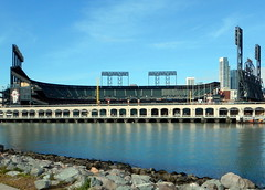Best Stadium in the World (MarkAClem) Tags: sf sanfrancisco photo mccoveycove walkabouts attpark