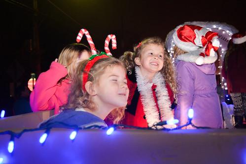 Rehoboth Beach Christmas Parade 2015