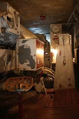USS Alabama (BB-60) (Ray Cunningham) Tags: interior alabama battleship turret uss bb60