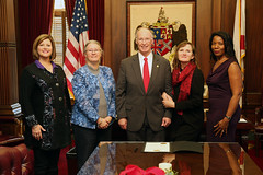 12-18-2015 Gifted Education Month Proclamation Signing