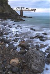 Cargadero (eredita) Tags: fernan fondodeescritorio marinas largaexposicin
