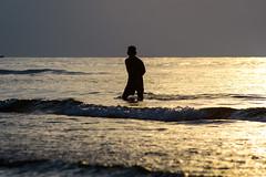Golden Sunrise (innlai) Tags: beach sunrise nikon sigma d750 70300 balikpapan